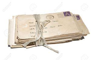 gamla brev