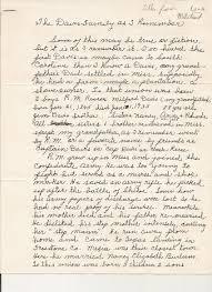 gammalt brev