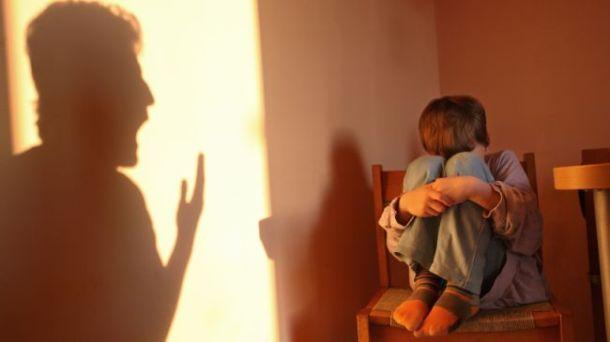 bråkande förälder