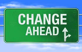 förändring framför