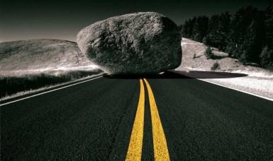 hinder på vägen