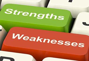 styrkor och svagheter