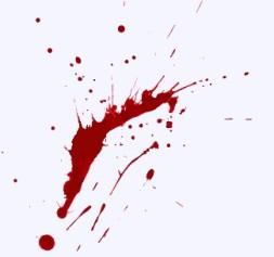 blodfläckar