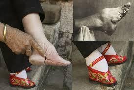 kinesiska fötter 1