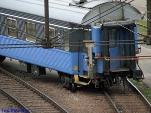 urspårat tåg