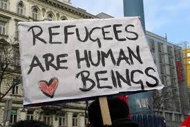 flyktingar är människor
