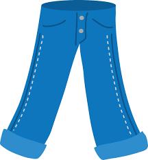 jeans tecknat