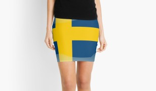 svensk kjolflagga
