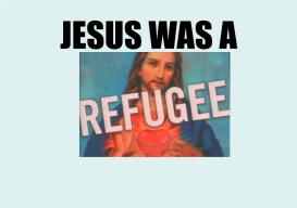 flyktingen Jesus