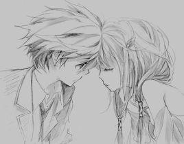 kärlek par 1