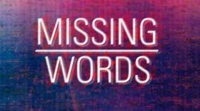 försvunna ord
