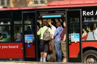 buss fullproppad
