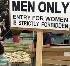män bara