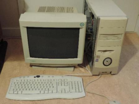 dator gammal