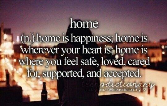 hemma är var