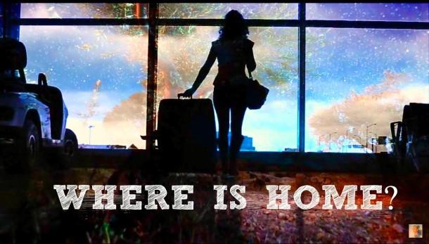 hemma var är det