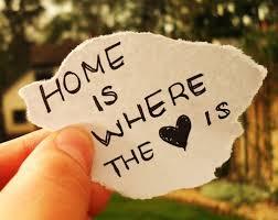hemma var är hemma
