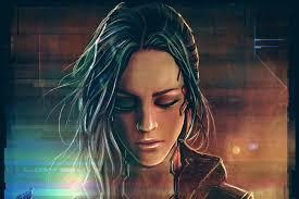 ledsen tjej 2