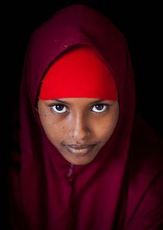 somalisk tjej