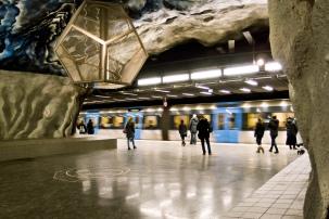 tunnelbana tekniska högskolan