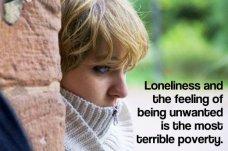 ensamhet
