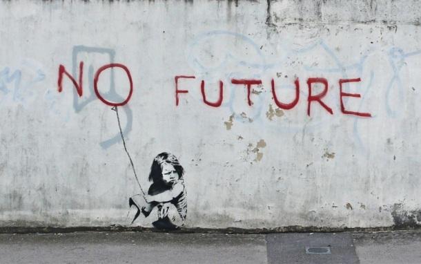 ingen framtid