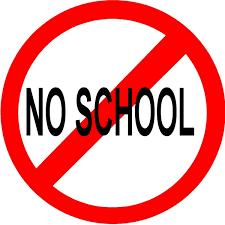 ingen skola