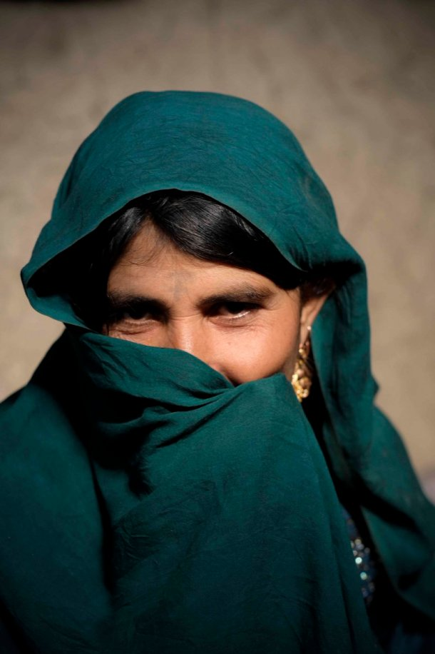 afghansk mamma
