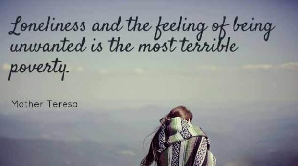 ensamhetskänsla loneliness