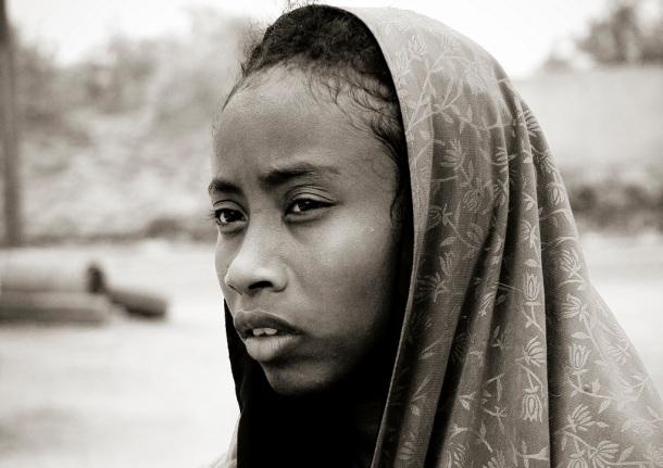 eritriansk flicka 1