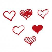 hjärtan 1
