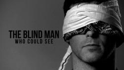 den blinde som kunde se