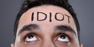 idiot 1