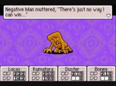 negativ man