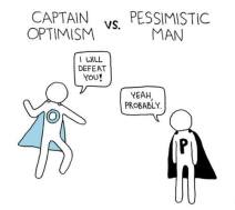 optimism-pessimism