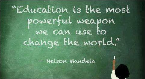 utbildning är viktigt