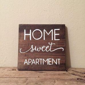 älskar min lägenhet