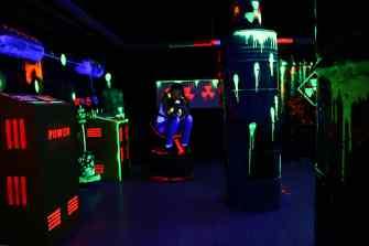 laserdome 4