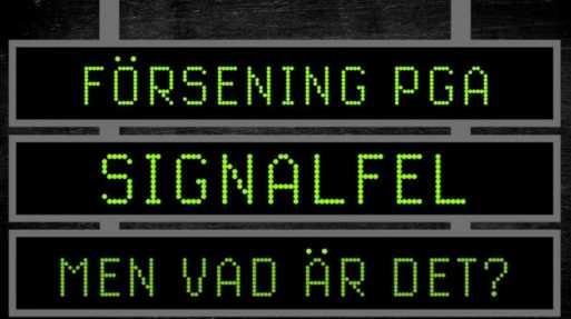 signalfel 5