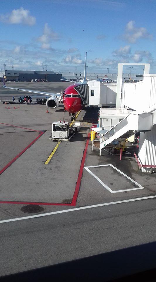 Flyga till Luleå