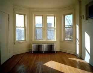 tom lägenhet