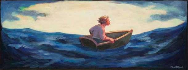 båt utan åror