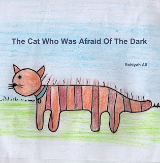 katt rädd för mörkret