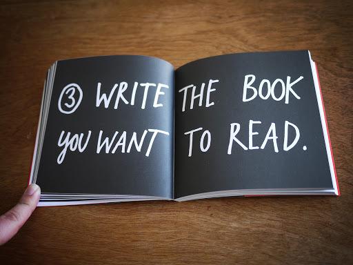 skriva bok 2
