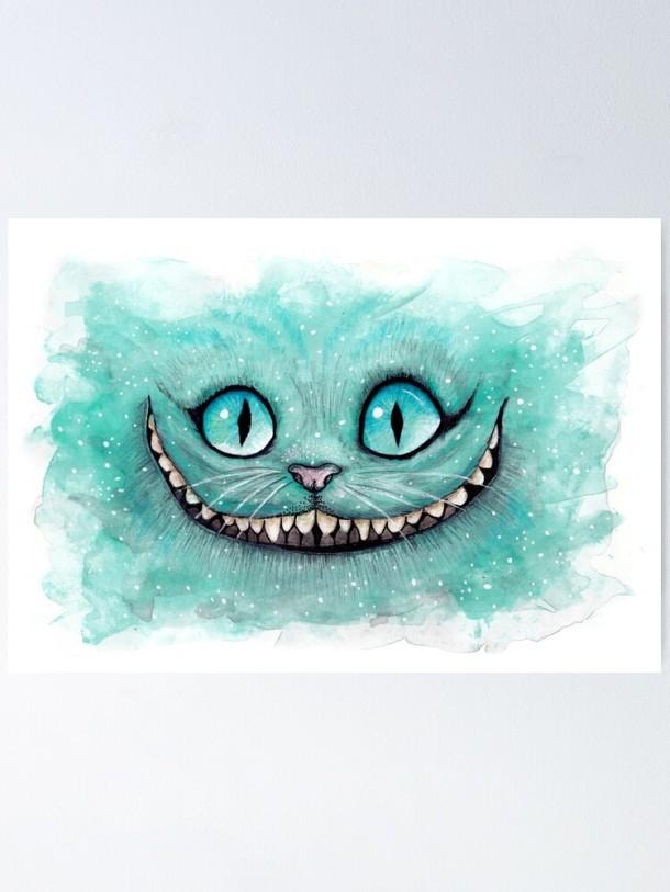 katten i Alice i Underlandet 1