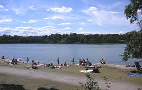 Drevvikens badplats